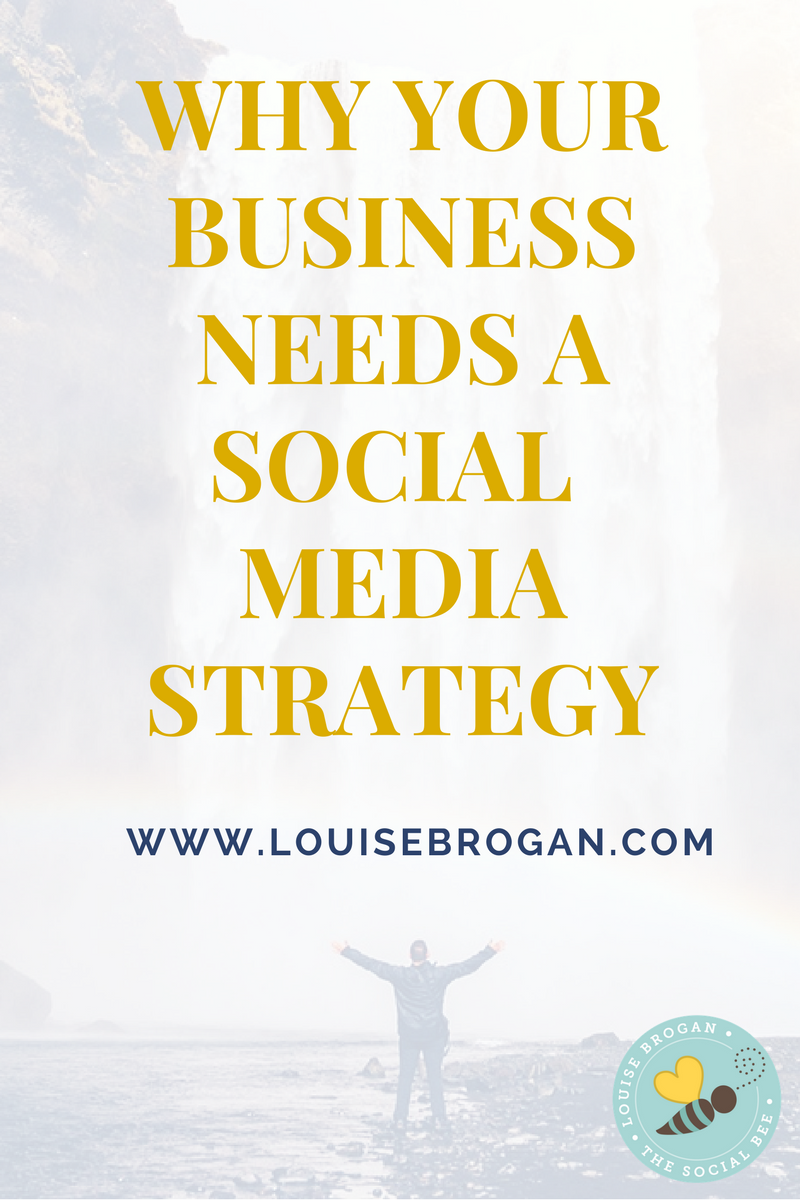 free download template for social media strategy for entrepreneurs