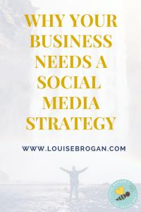 social media strategy plan for entrepreneurs