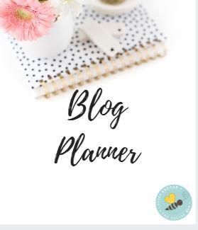 free blog post planner