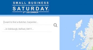 Small BUsiness Saturday, entrepreneur, small business