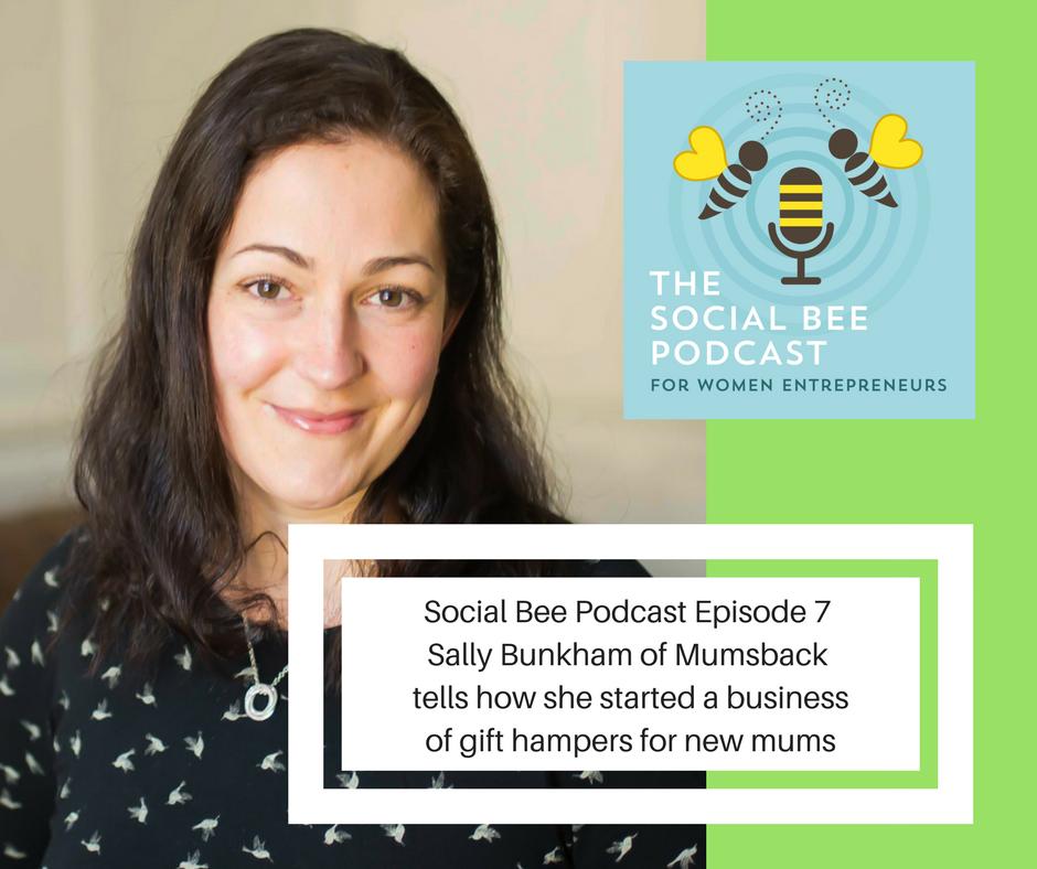 Mumsback, PND, gift hampers for new mums, podcast for women entrepreneurs