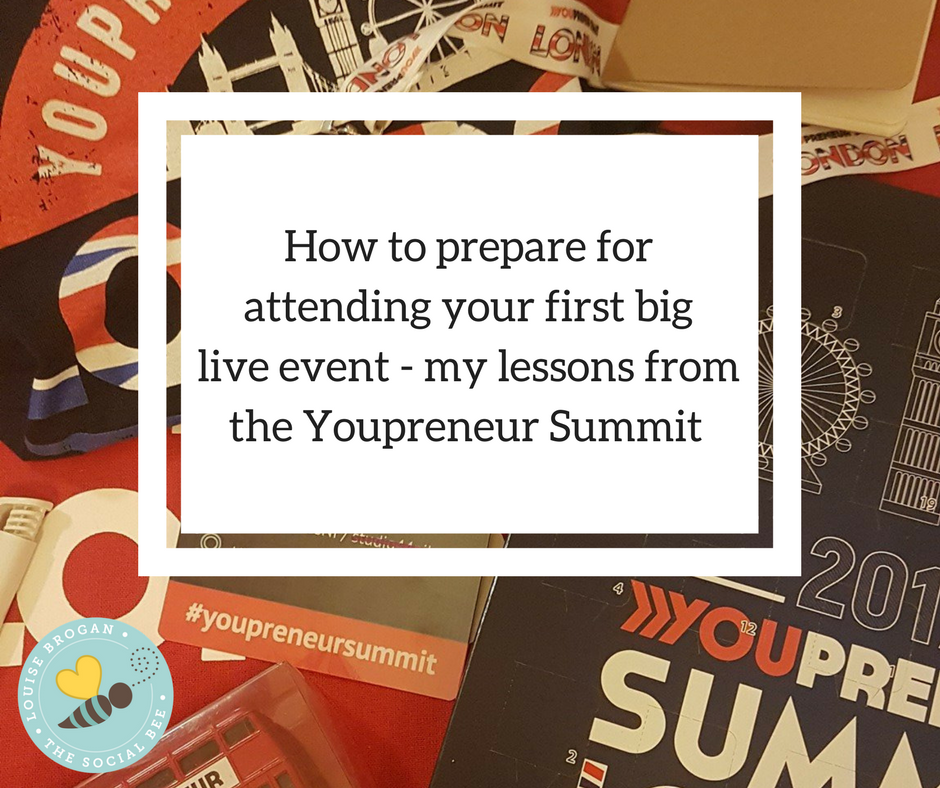 youpreneur summit, liveevent, prepare for live event, networking, entrepreneur