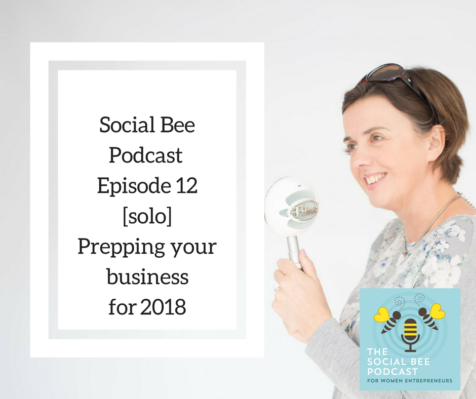 preparing your business for the year ahead, plan your content marketing, women entrepreneur, podcast
