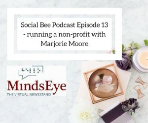 non profit women entrepreneur podcasting