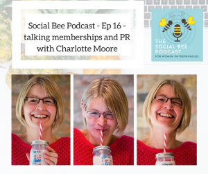membership site, smoothie PR, podcast for womenentrepreneurs, WAHM