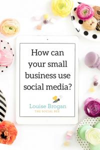 social media for small business, entrepreneurship, online marketing