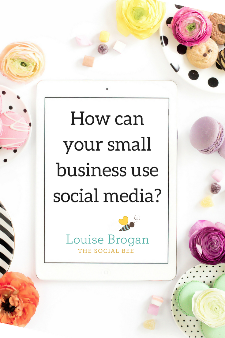 social media for small business, entrepreneurship, online marketing