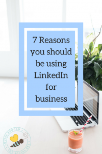 7 reasons to use LinkedIn for entrepreneurs, small business owners