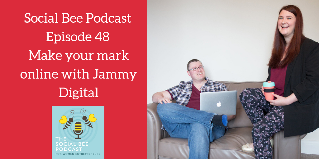 podcast, wordpress, jammy digital, entrepreneurs, online business