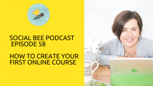 how to create your online course podcast