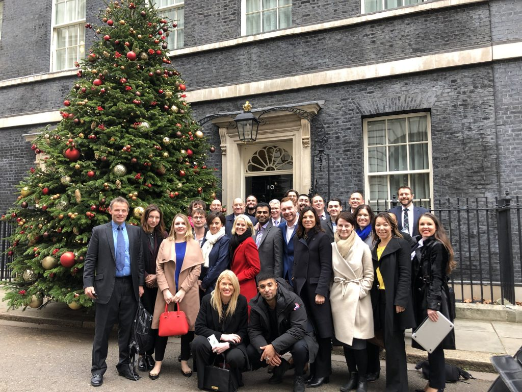 Enterprise Nation Brexit Round table Downing Street
