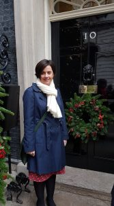 Social Bee Visit to Downing Street