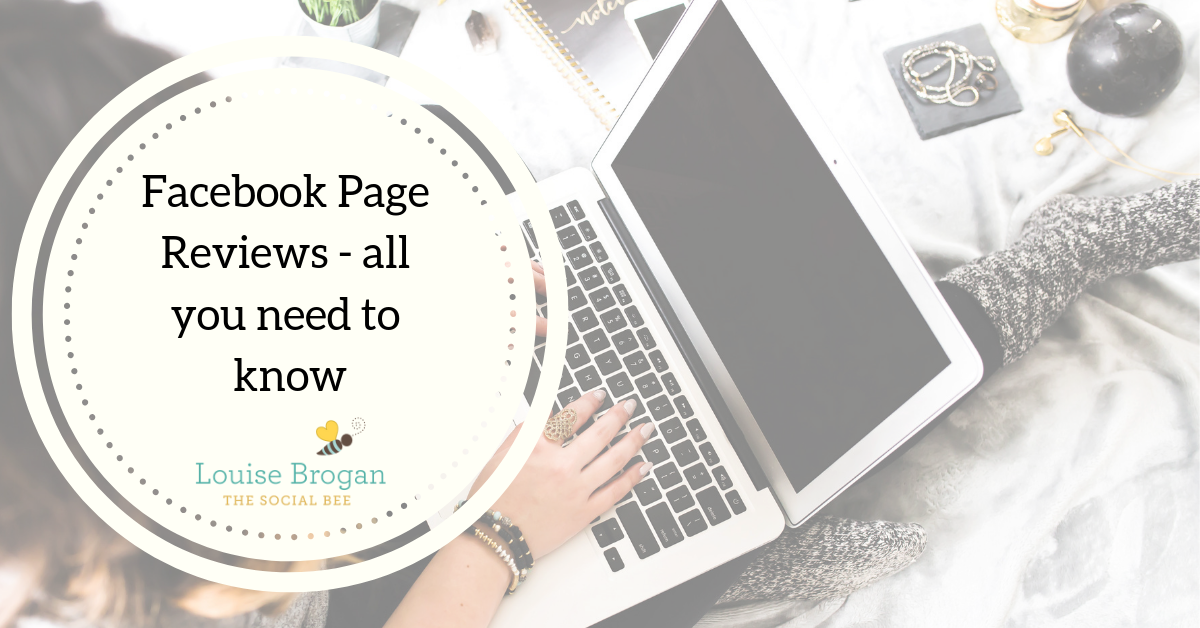 how to set up reviews on your Facebook page