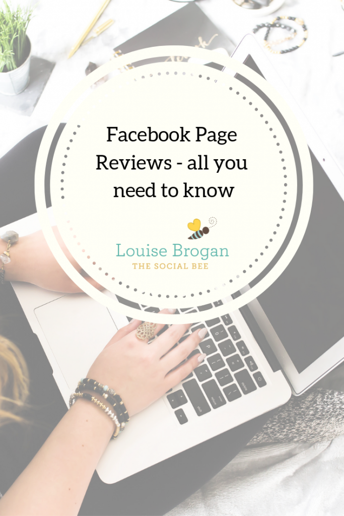 Facebook page reviews - how to set them up , get more and how to deal with negative reviews on your Facebook Page.