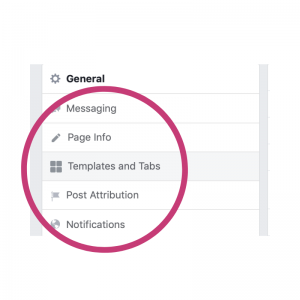 Facebook Page Templates and Tabs to add reviews