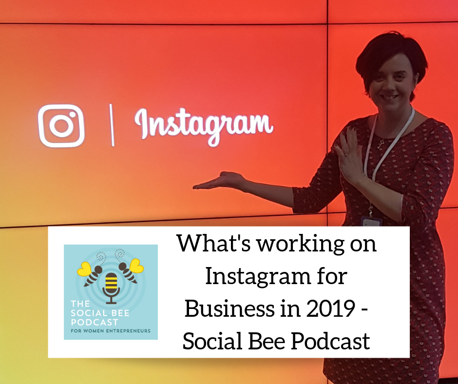 What is working on Instagram for Business