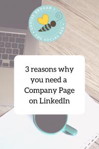 why you need a company page on linkedin