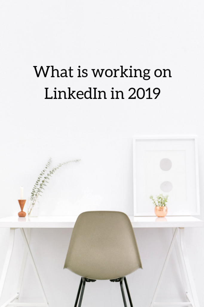 what's working on LinkedIn in 2019 - the Social Bee Podcast