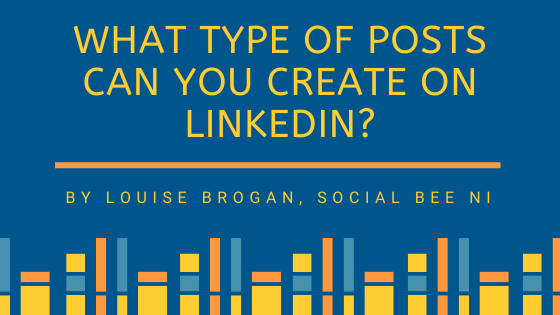 content posts for LinkedIn
