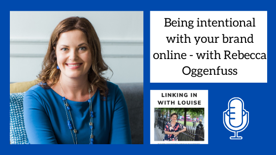 Podcast with Rebecca Oggenfuss