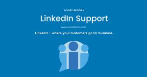 LinkedIn Support for Business